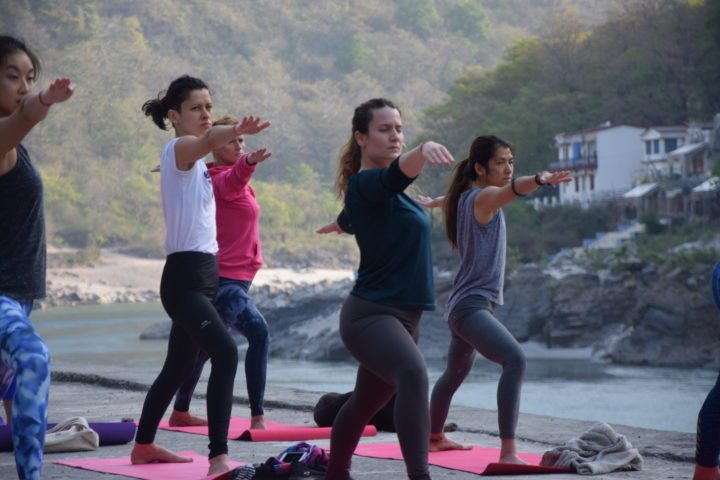 300 hours Yoga TTC in Rishikesh