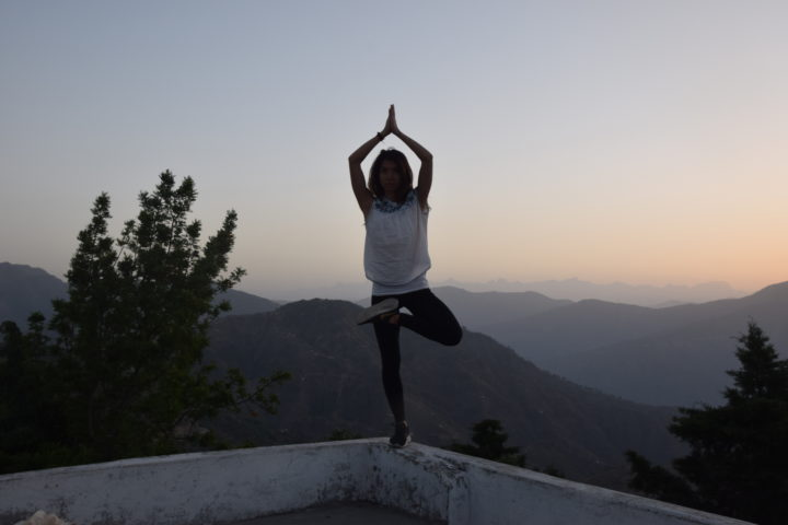 one week yoga retreat in Rishikesh